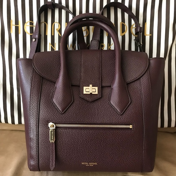 2a3c5dc1378f henri bendel Bags | Rivington Convertible Flap Backpack | Poshmark